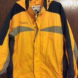 Columbia jacket large